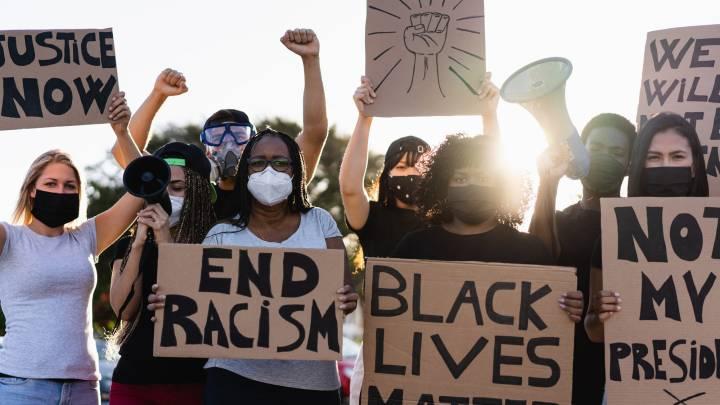 BLM Protests Killing