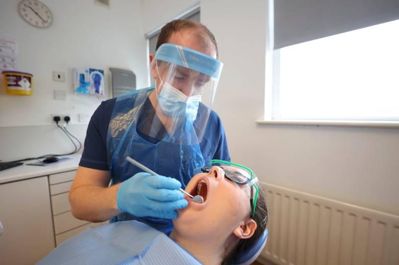 hoverboard dentist