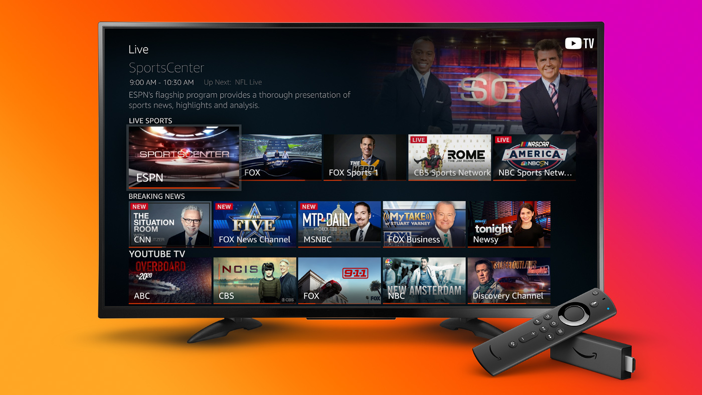 Amazon's surprise Fire TV Stick sale slashes Lite to $22, 4K model to $38