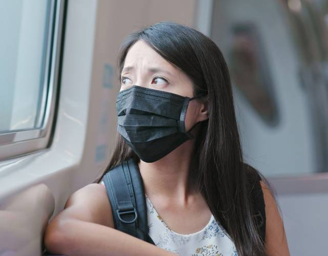 Amazon Has The Black Coronavirus Face Masks Everyone S Wearing For Only 36 Bgr