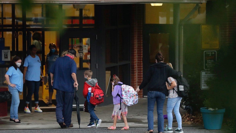 Coronavirus School Reopening