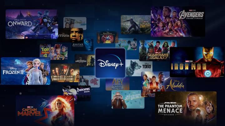 Disney Plus Movies August 2020