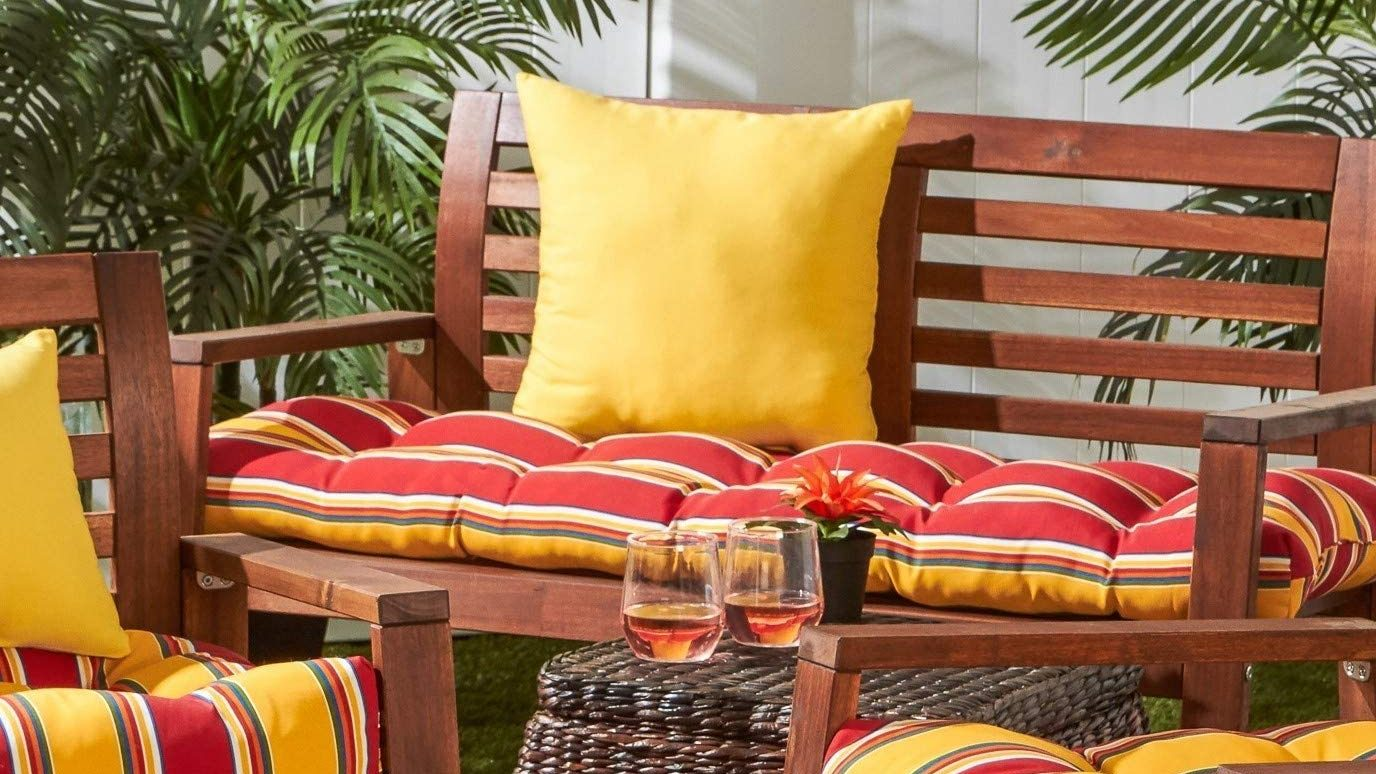 Best Outdoor Pillows for Your Patio