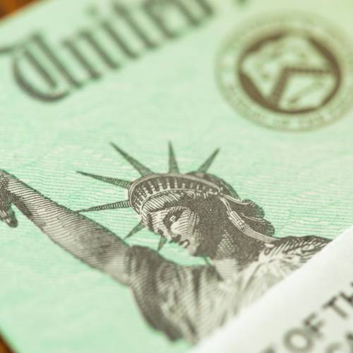 More stimulus checks
