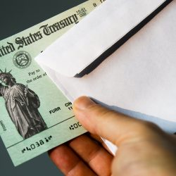 New stimulus check