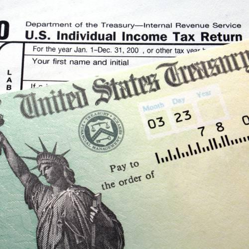 Next stimulus check