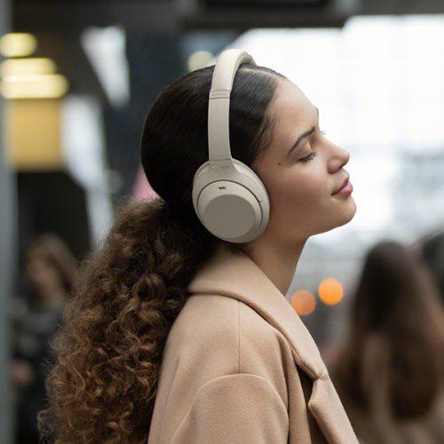 Sony Noise Cancelling Headphones