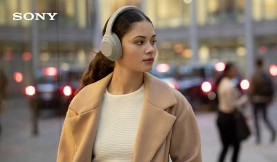 Sony WH1000XM4 Wireless Noise Cancelling Headphones