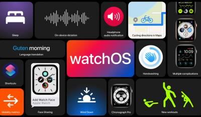 watchOS 7 public beta
