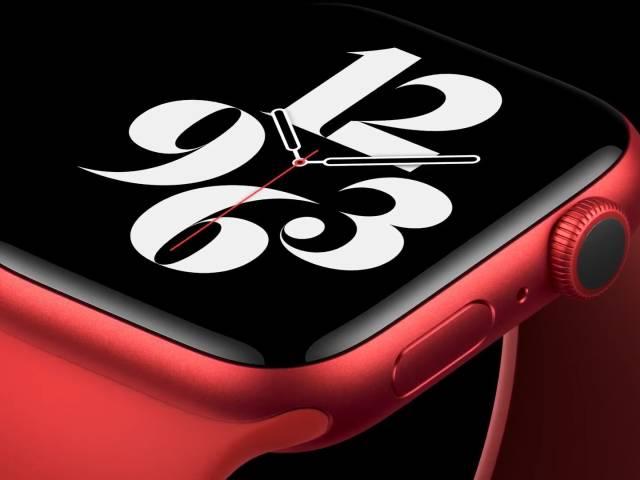 Apple Watch 6 Battery