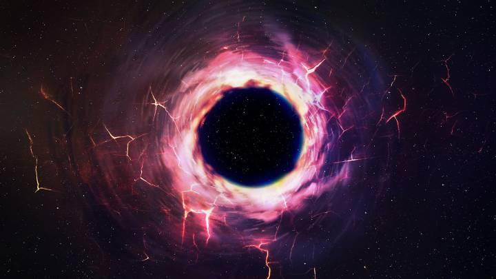 new black hole