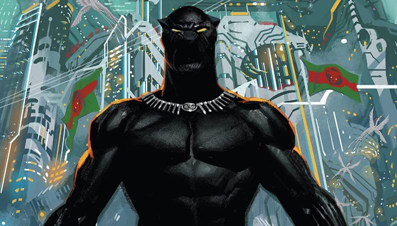Black Panther free comics