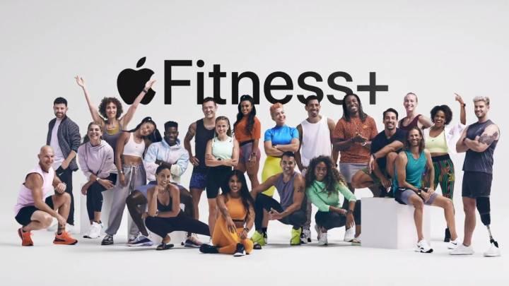 Apple Watch Fitness Plus
