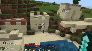 Minecraft PS VR support