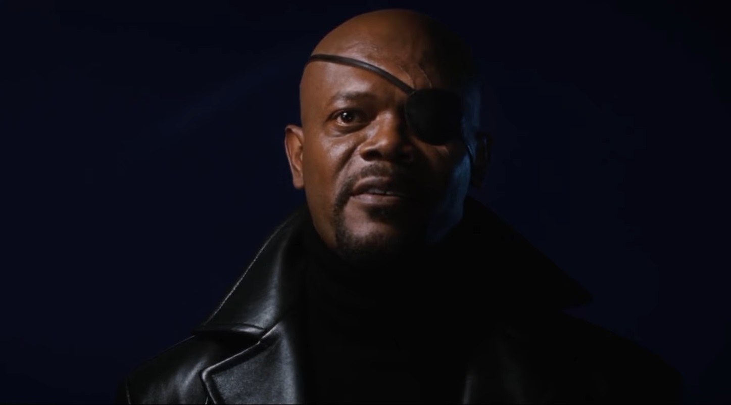 Nick Fury is reportedly getting his own Disney+ MCU TV series