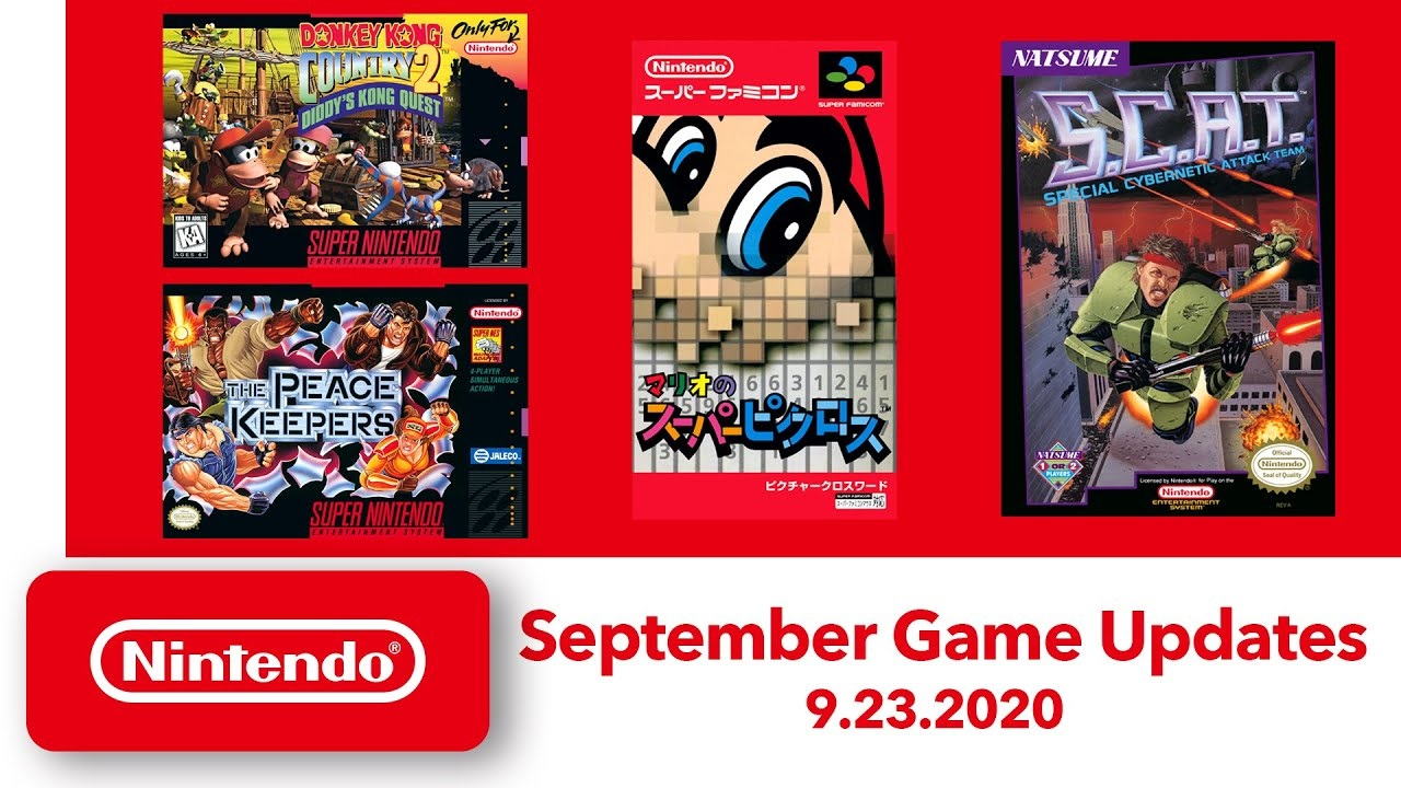Nintendo Switch Online Adds Four Free Nes And Snes Games In September Bgr