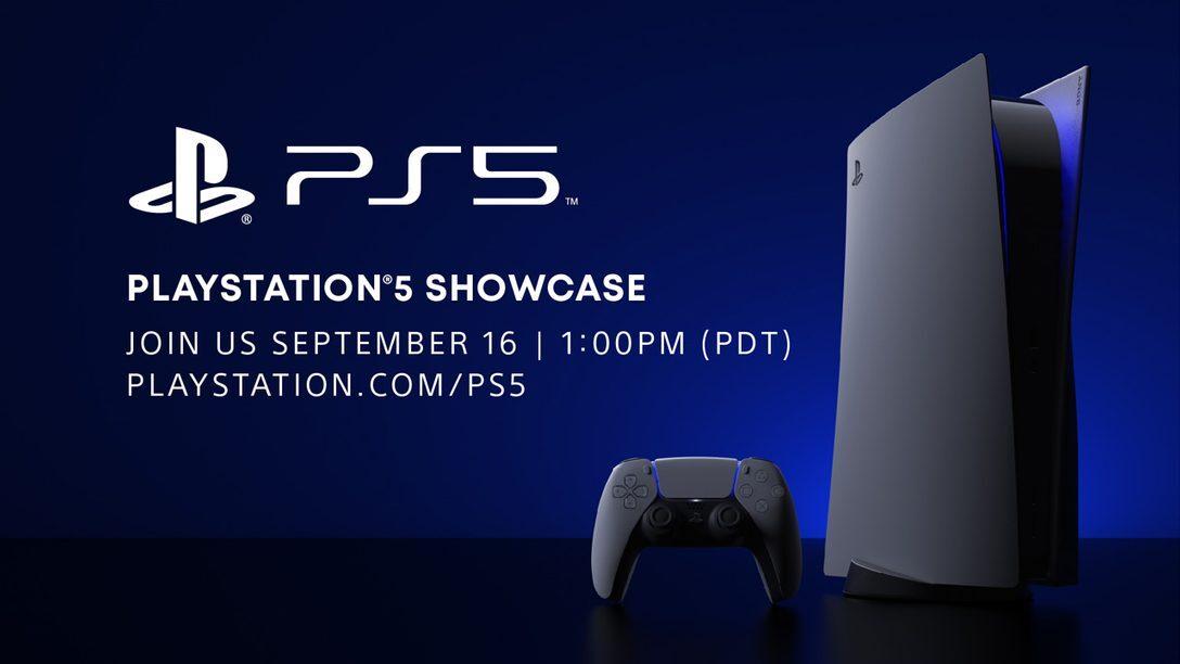 PS5 Showcase live stream