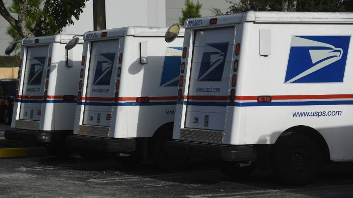 USPS mail delay