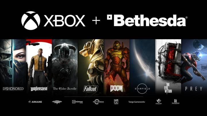 Microsoft buys Bethesda