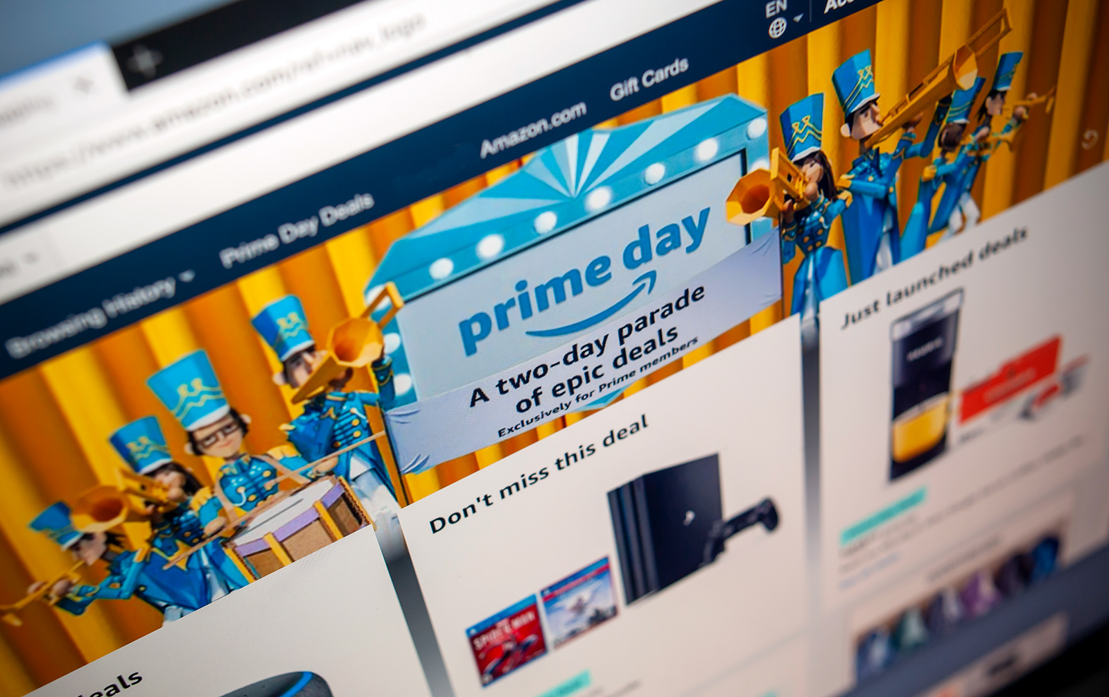 Prime Day 2020 is officially October 13-14: Here's everything you need to know thumbnail