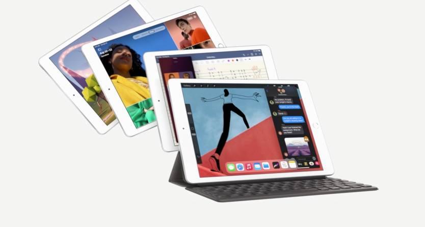 iPad 8th-generation