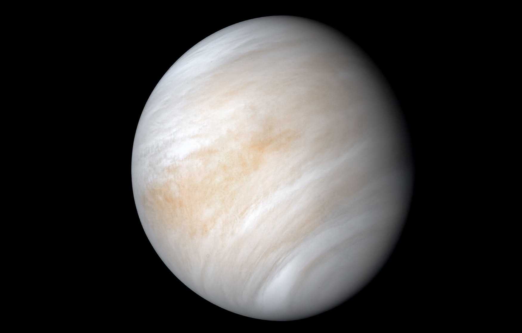 A space probe was already headed for Venus before the 'life' debate began - BGR