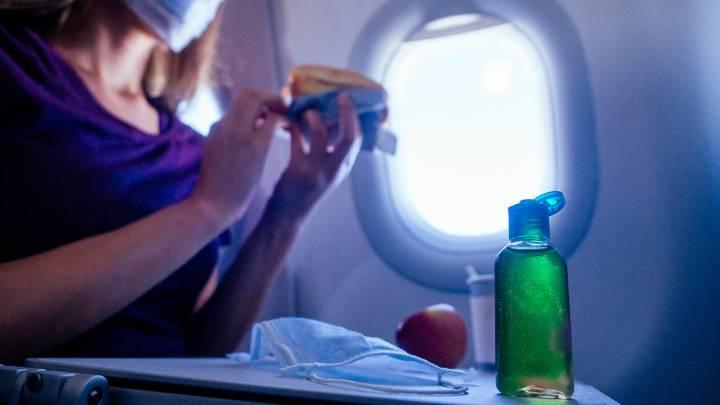 Coronavirus Airplane Risk
