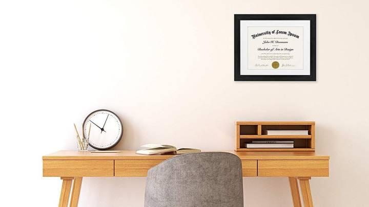 Top Diploma Frames