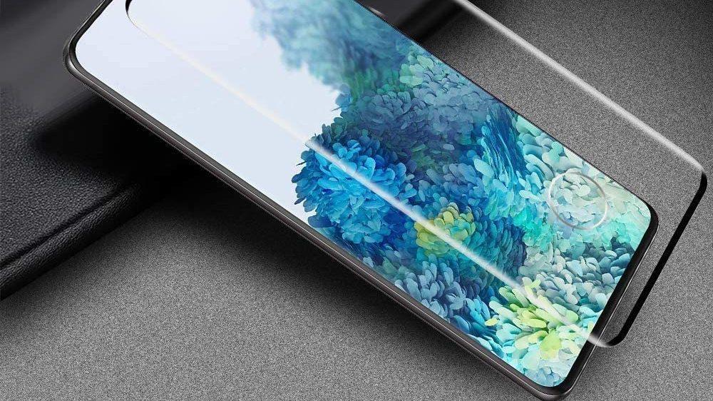 Top Galaxy S20 screen protectors