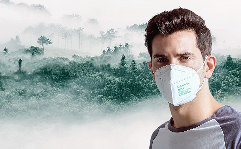 FDA EUA-authorized KN95 masks have never been priced this low before at Amazon