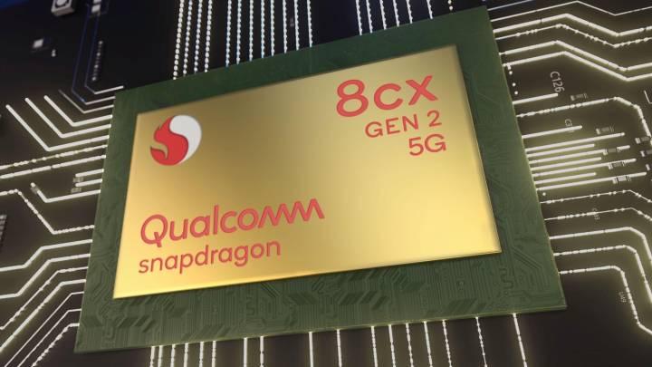 Snapdragon 8cx Gen 2 5G