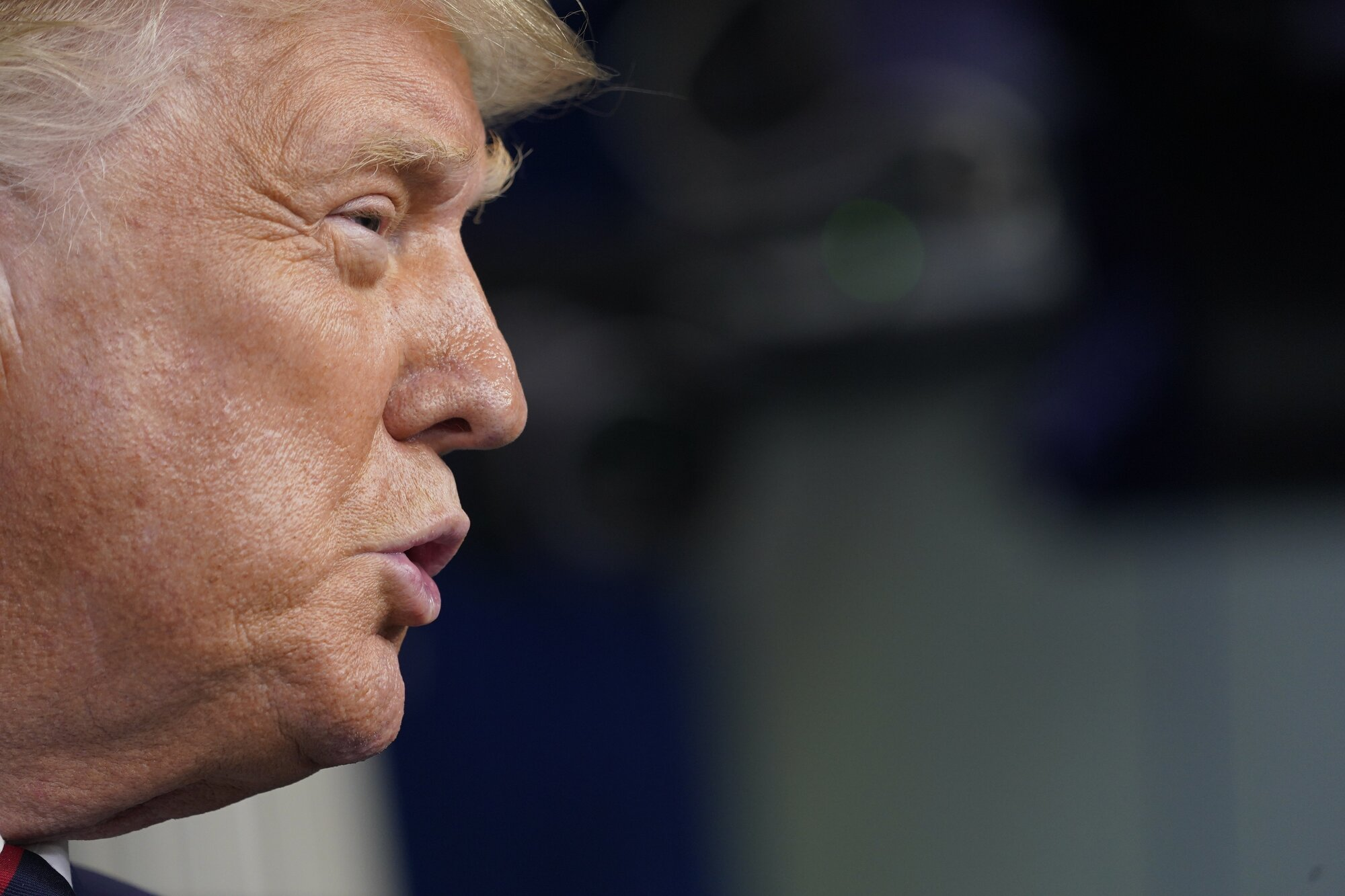 Trump is banned permanently from Facebook
