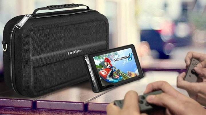 Top cases for a Switch
