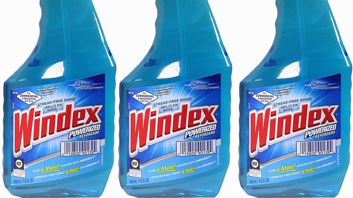 Best Ammonia-D Cleaner