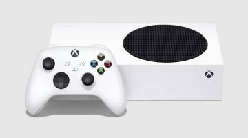 Xbox Series S Storage