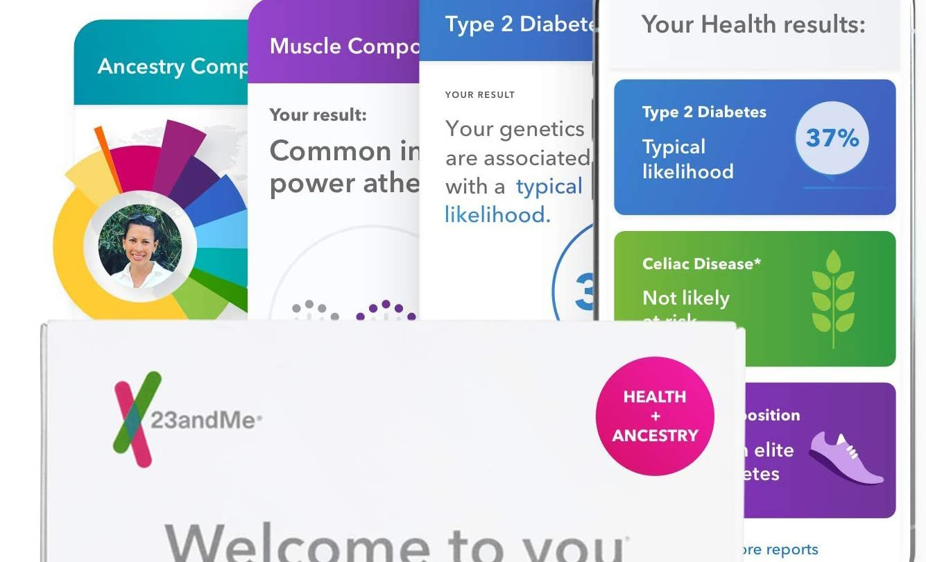 12andMe DNA Test