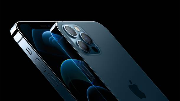 iPhone 12 Pro vs. iPhone 12