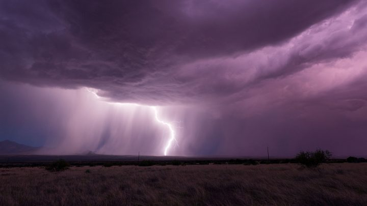 global warming storm strength
