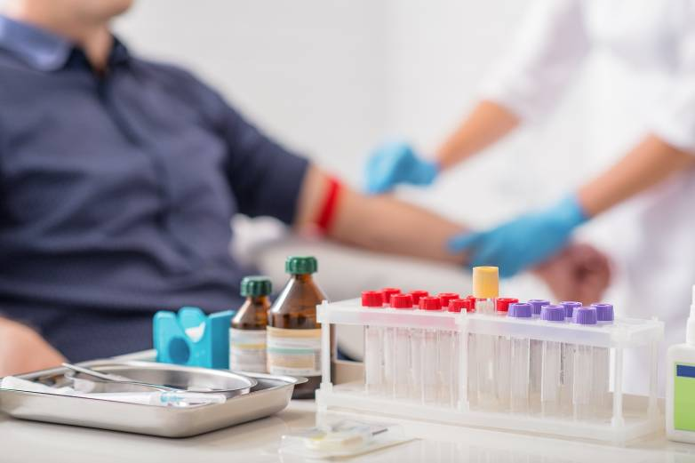 Coronavirus: Blood type
