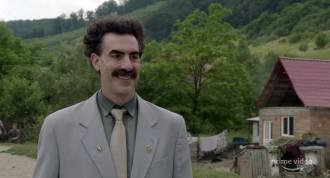Borat 2 Trump Deleted Scene