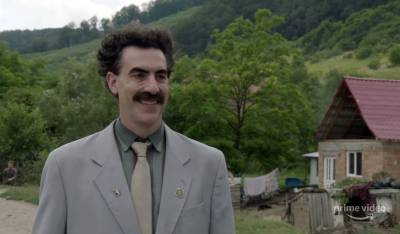 Borat 2 Trump Deleted Scene