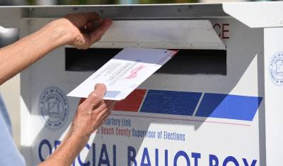 How to track mail-in ballot