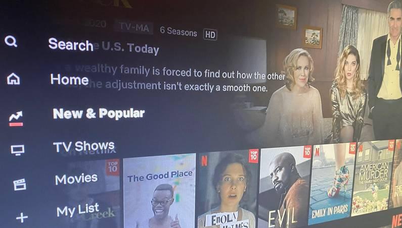 Free Netflix scam