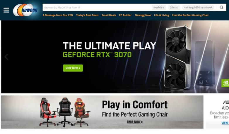 Newegg S Black Friday 2020 Sale Lasts All Month Here Are The Best Deals Bgr