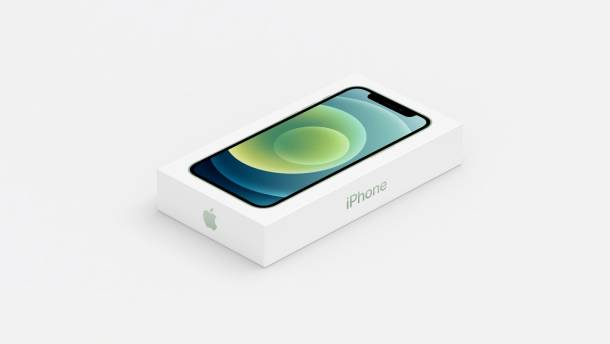 iPhone 12 Broken Back