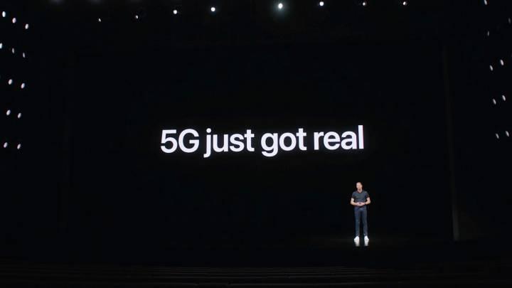 Apple 5G modem