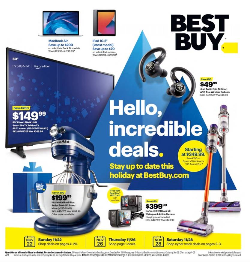 Best Buy Black Friday 2020