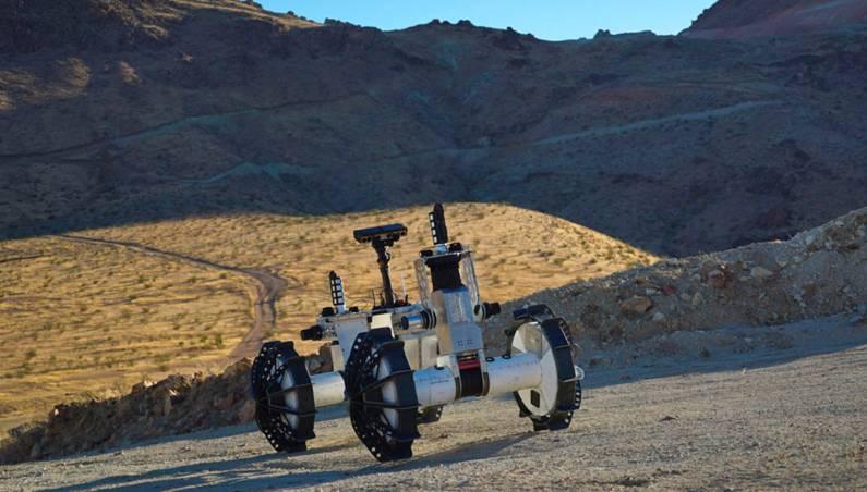 new nasa rover