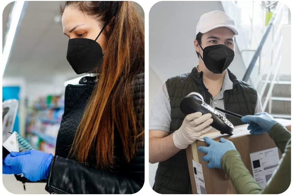 Reviewers call these black coronavirus masks 'perfect' – and they're $1.40 at Amazon