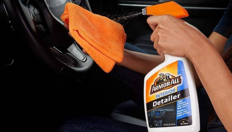 Top Cleaners for the Inside of Cars